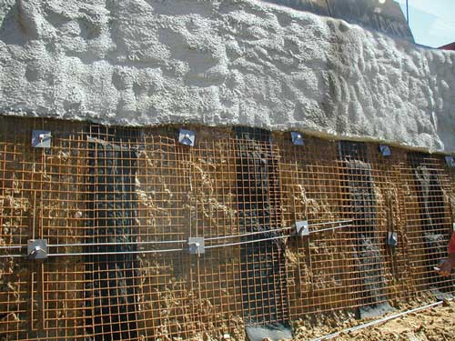 Soil nail for Soil nail wall